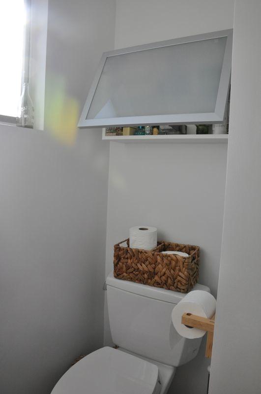 Bathroom Storage Update Brick And Brack